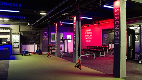 How to create a High Intensity Interval Training Studio