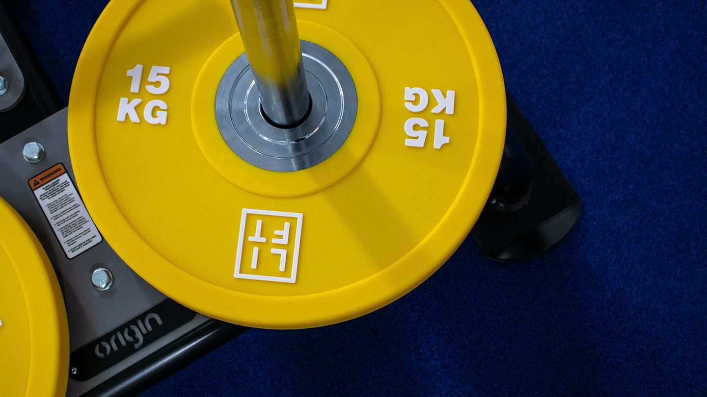 closeup of plate on prowler and track