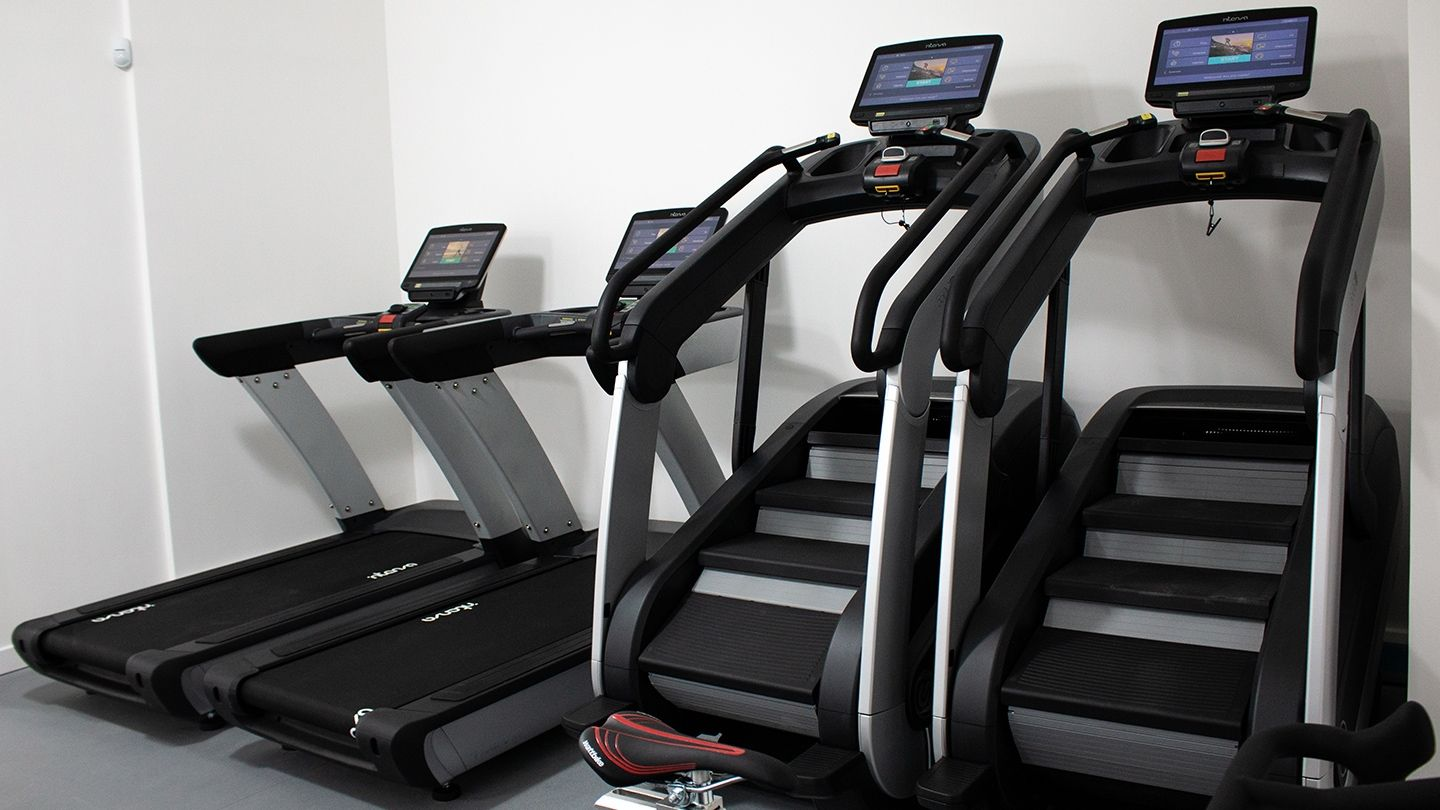 LIFT edinburgh Intenza Fitness cardio equipment products