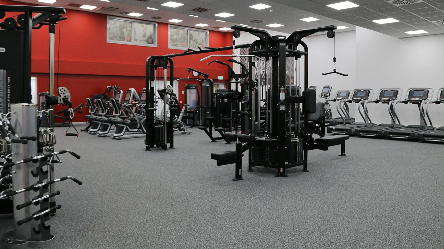 Airdrie Leisure Centre - Fixed Resistance
