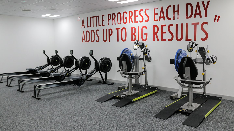 Airdrie Leisure Centre - Alternative Cardio
