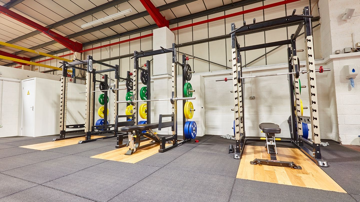 Aspire4Fitness Weight Lifting Racks