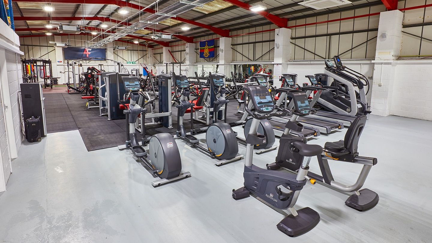 Aspire4Fitness cardio zone