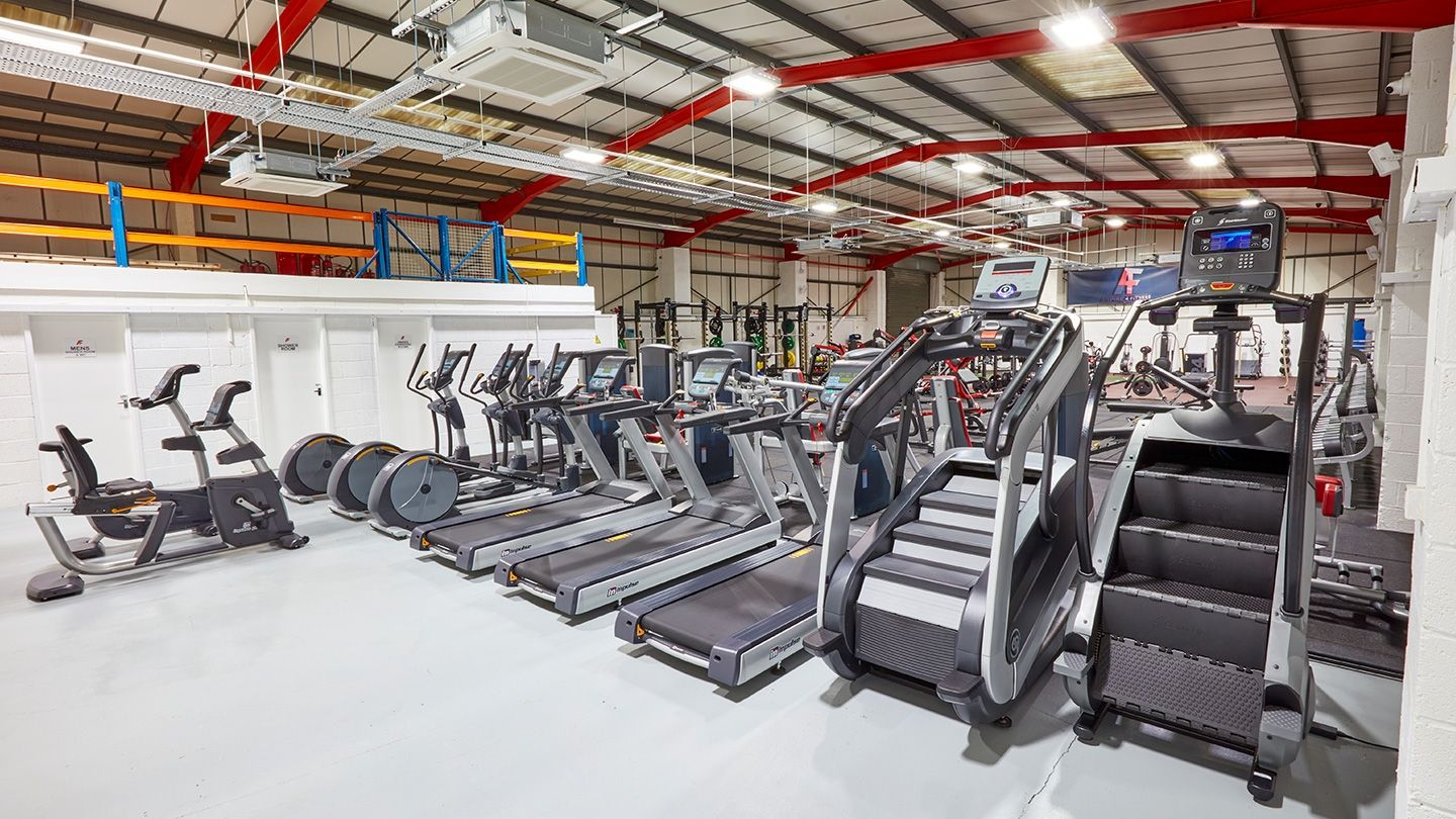 Aspire4fitness Cardio Suite