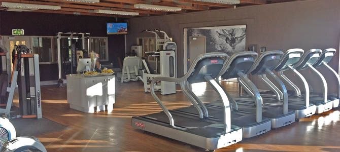 Bowfield hotel gym