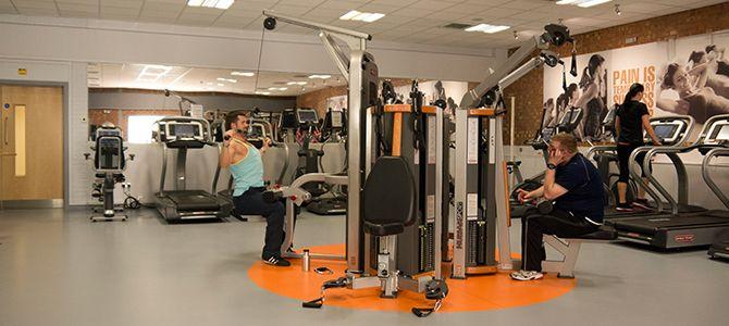 Carluke Gym