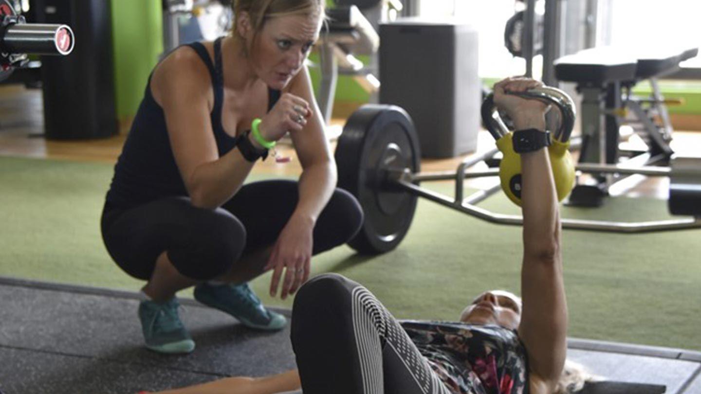 energie antigua kelletbell lift training support