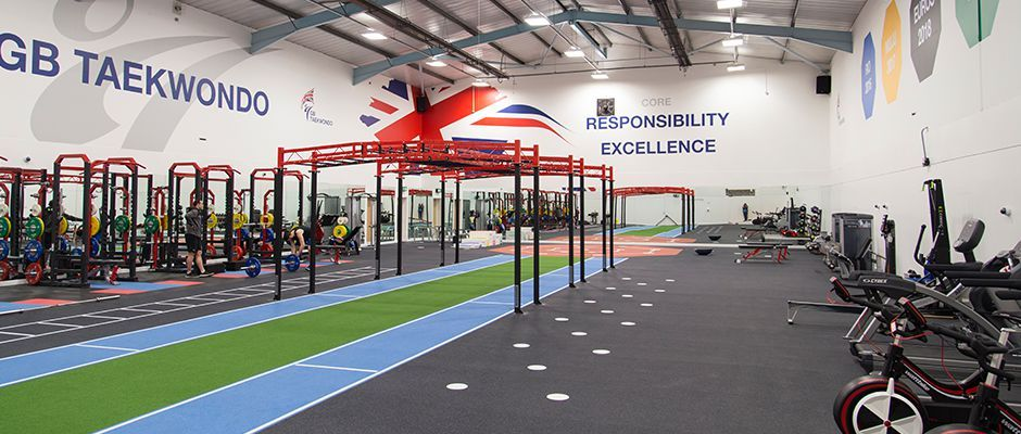 GB Taekwondo Flooring Case Study
