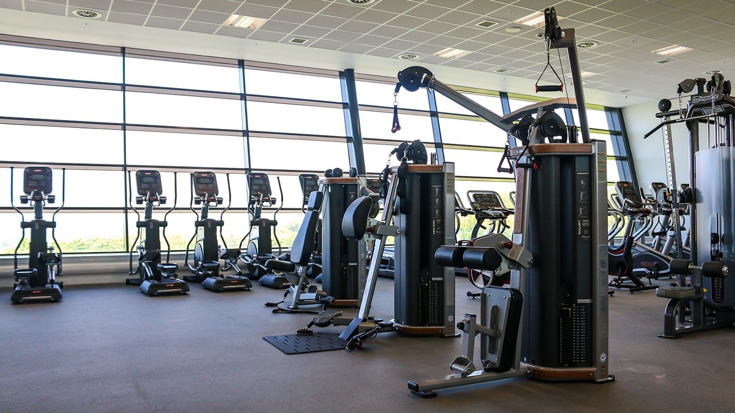 Midlothian Newbattle Fixed Resistance Human Sport Equipment and StarTrac Cardio Equipment