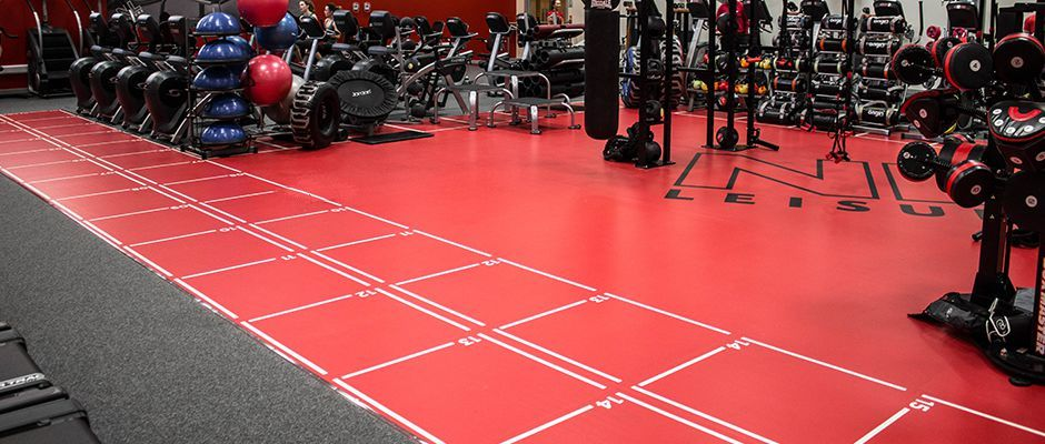 North Lanarkshire Leisure Flooring