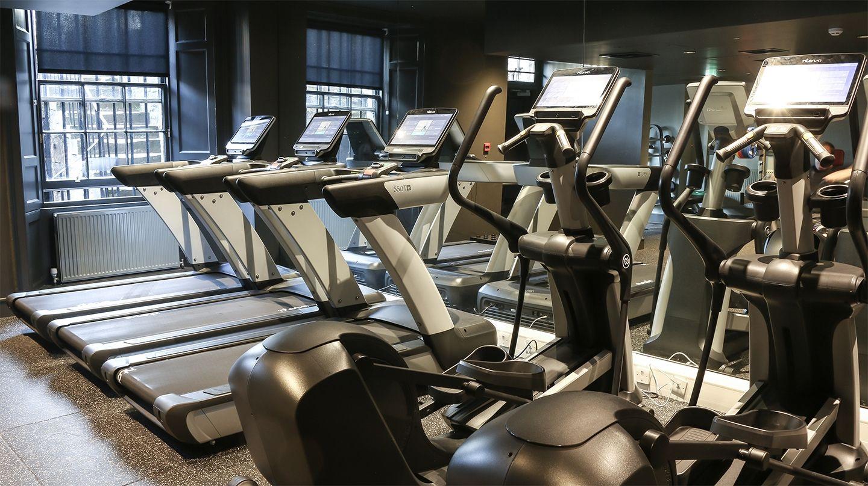 Charlotte Square Intenza Fitness Cardio