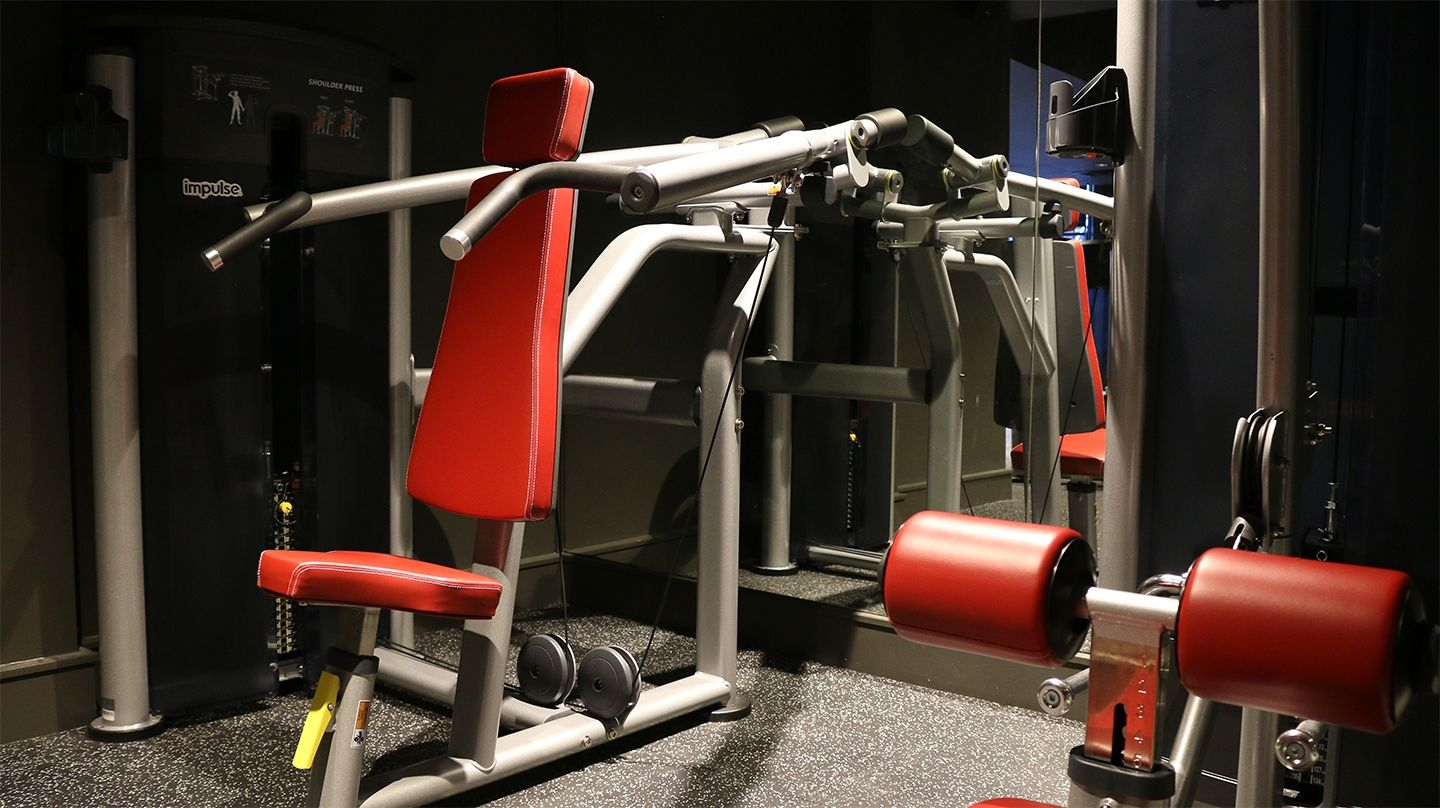 Principal Hotel IT95 Fixed resistance strength equipment
