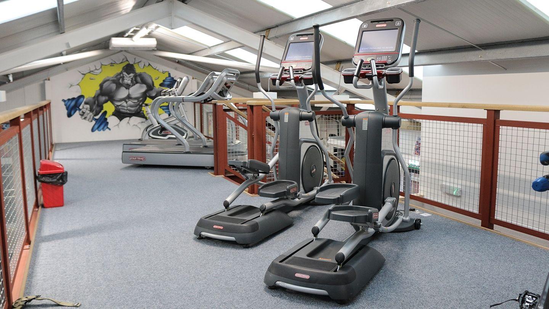 Silverback Gym Tain 2