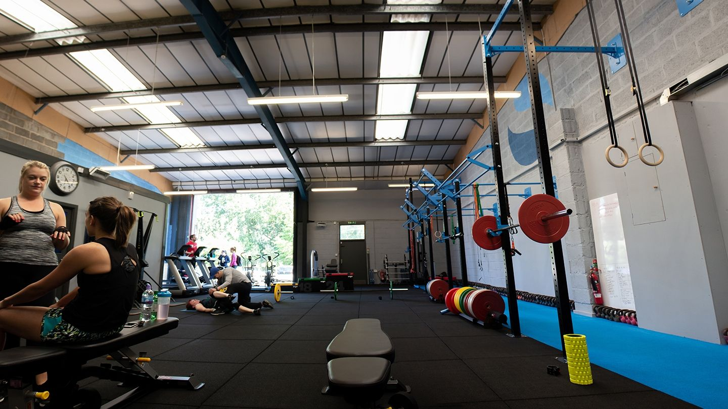Synergy Group Fitness panorama