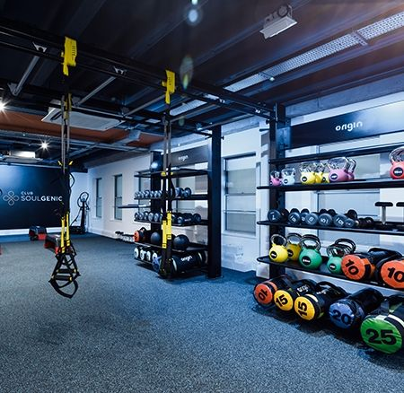 Gym Design Experts