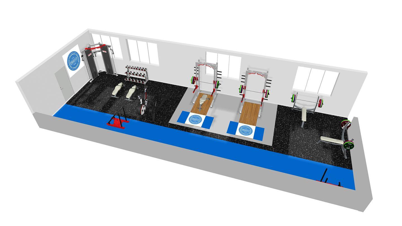 Gym Design and Planning | Origin Fitness