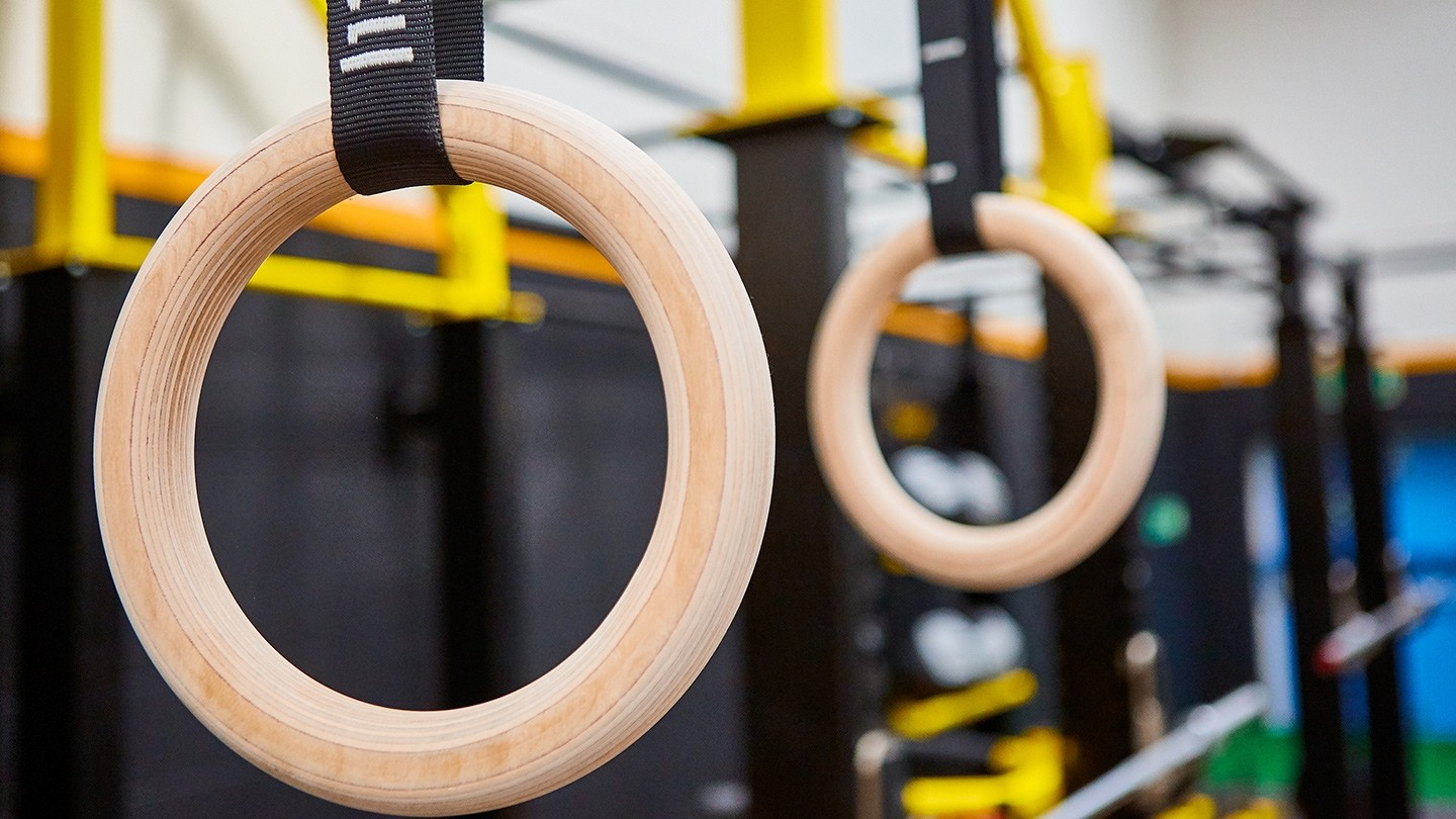 FitBox Olympic Ring Hoops