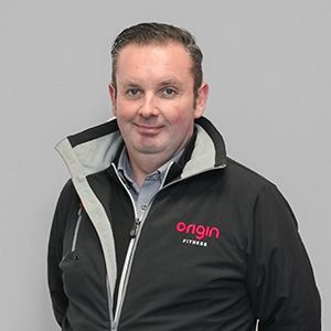 Gerry Devenney - UK Installations Manager