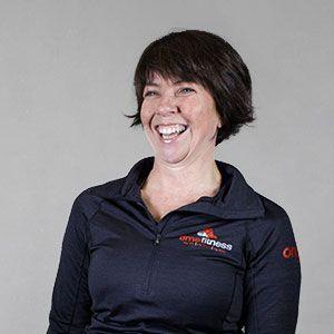 Judy Cargill - Gym Manager