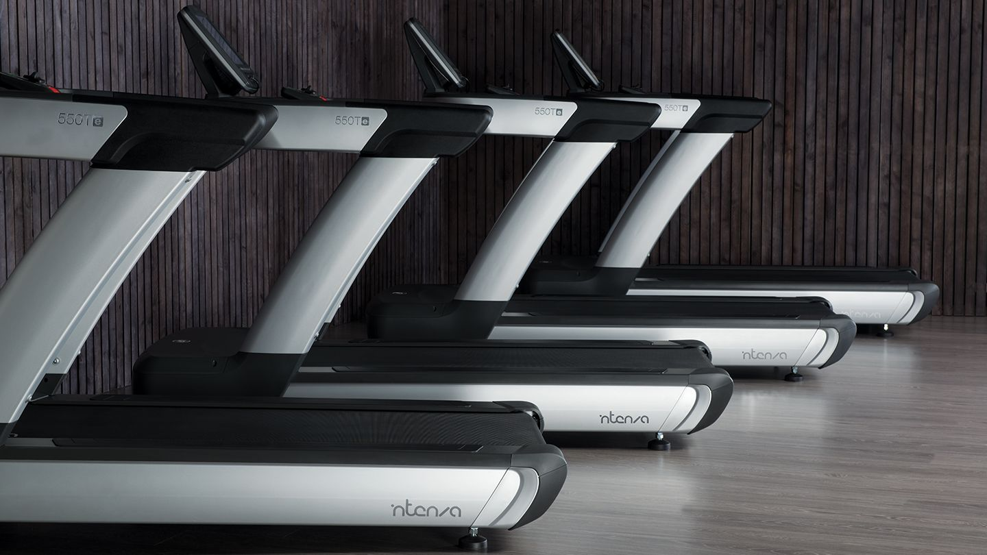 Intenza Treadmill 1