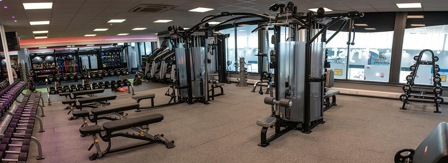 North Lanarkshire Leisure Tryst Leisure Centre - Strength and Free Weight