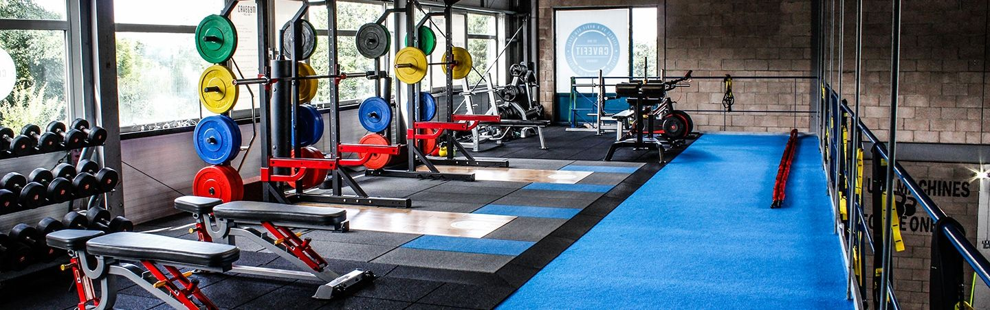Home Gym Design: Gym Design And Planning