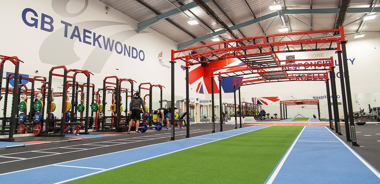 Team GB Gym Flooring Case Study