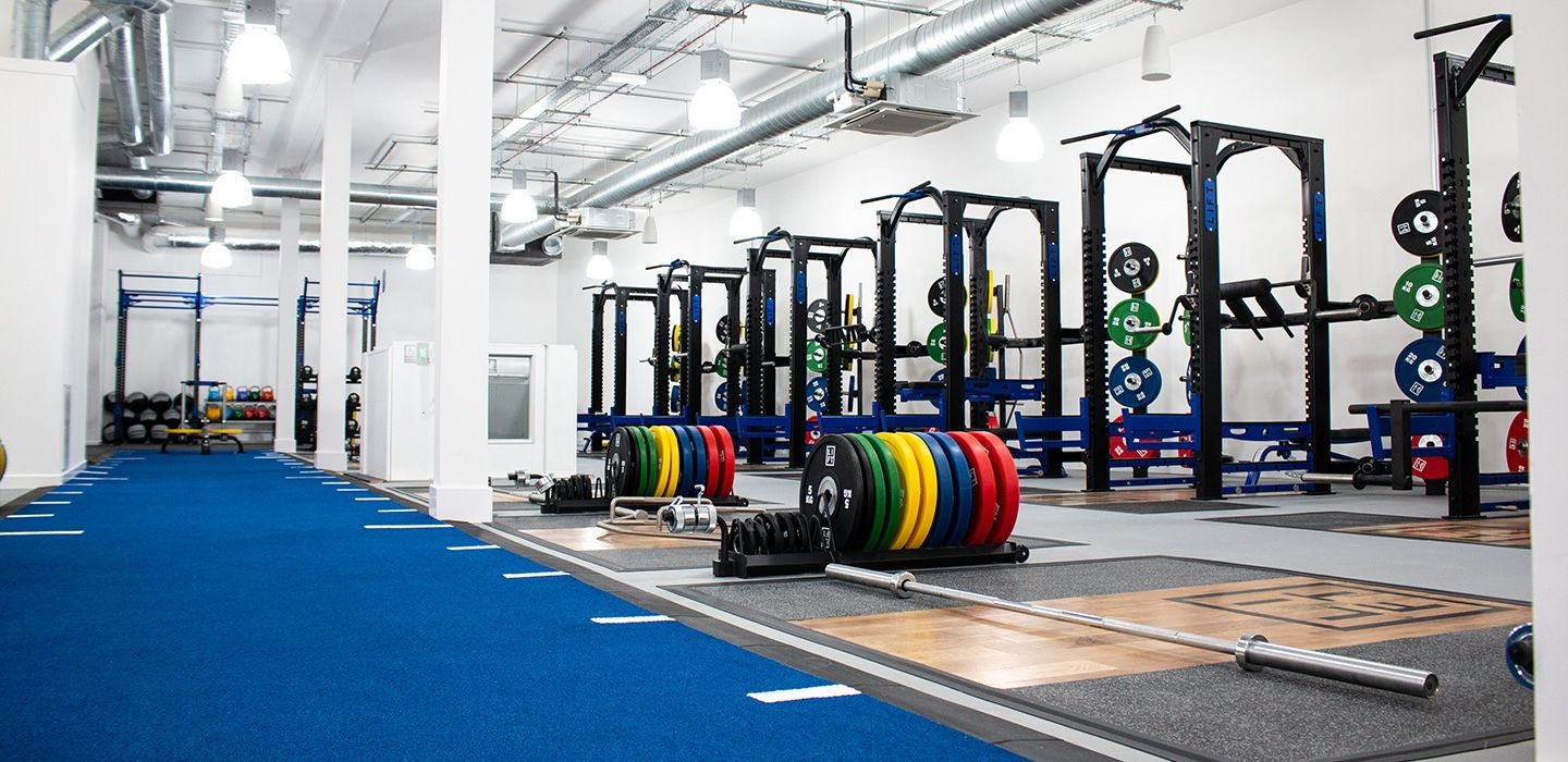 Lift Gym Flooring Case Study