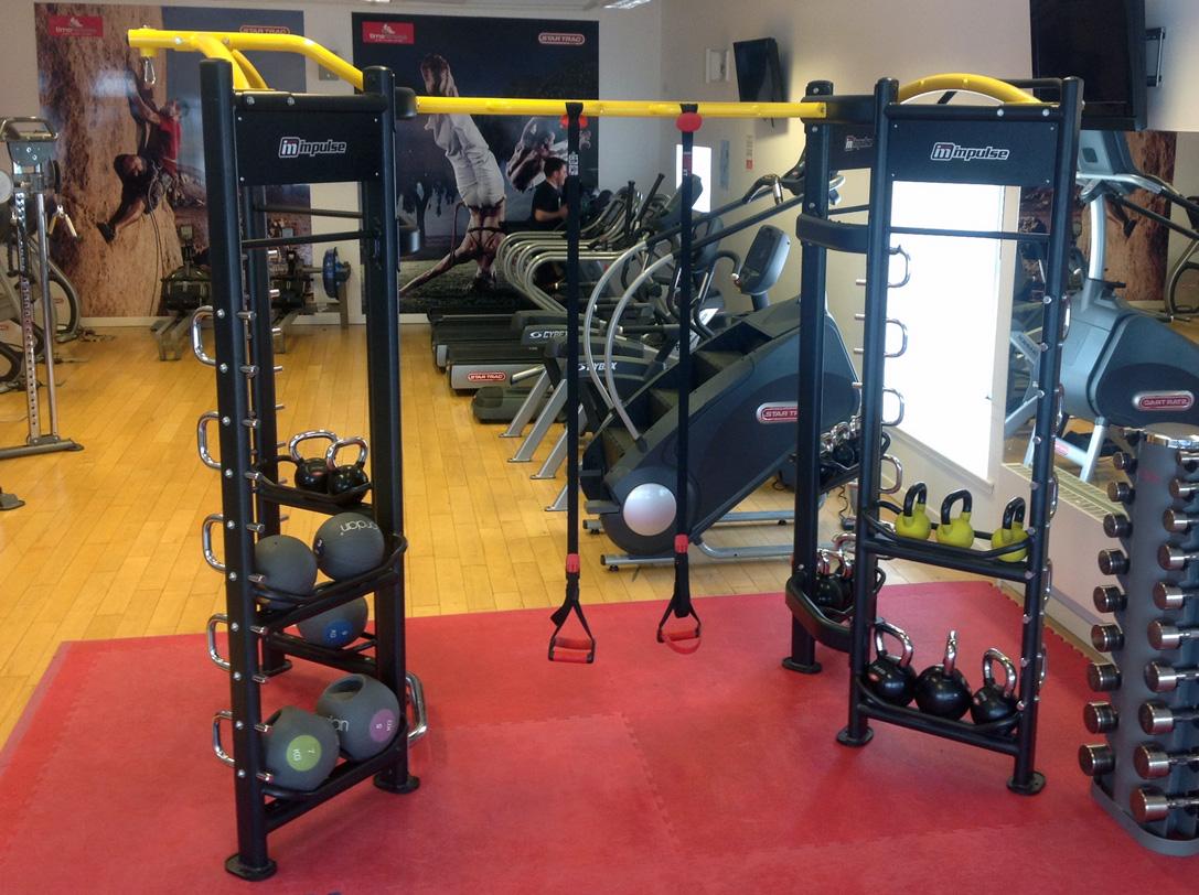 Impulse Crossfit Functional Training Zones - Origin Fitness