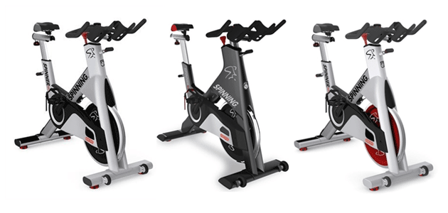 Spin Bikes Selection