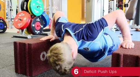 Top 8 Exercises Using Functional Blocks