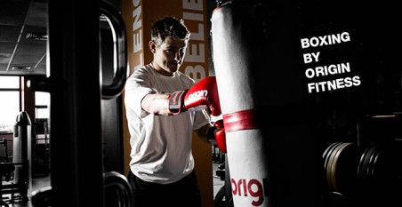 Just Launched: Origin Fitness Boxing Range