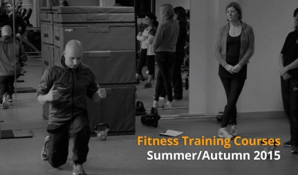 Just Launched: Fitness Training Courses