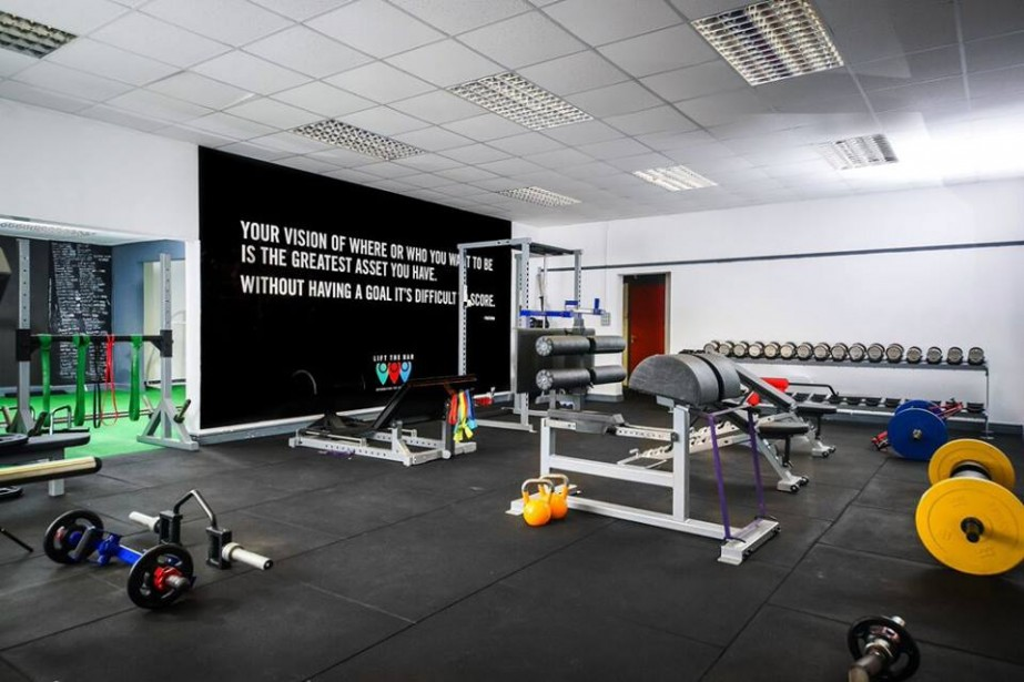 Lift The Bar Training Facility