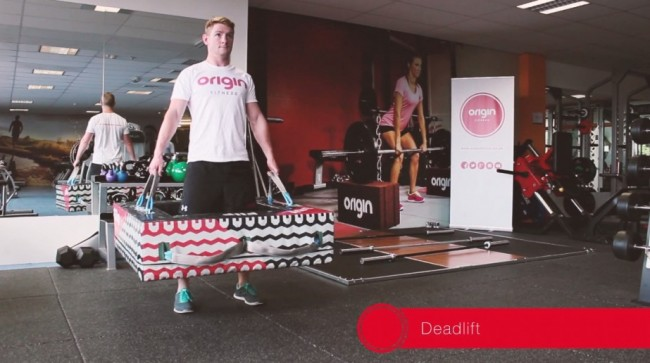 Sqyre Deadlift