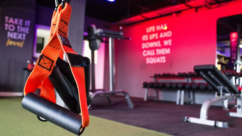 functional gym equipment suspension straps
