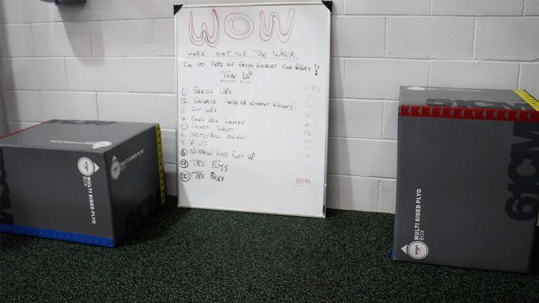 functional gym equipment multi sided plyo box