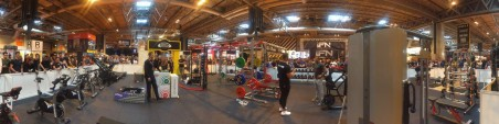 Highlights from BodyPower Expo 2016