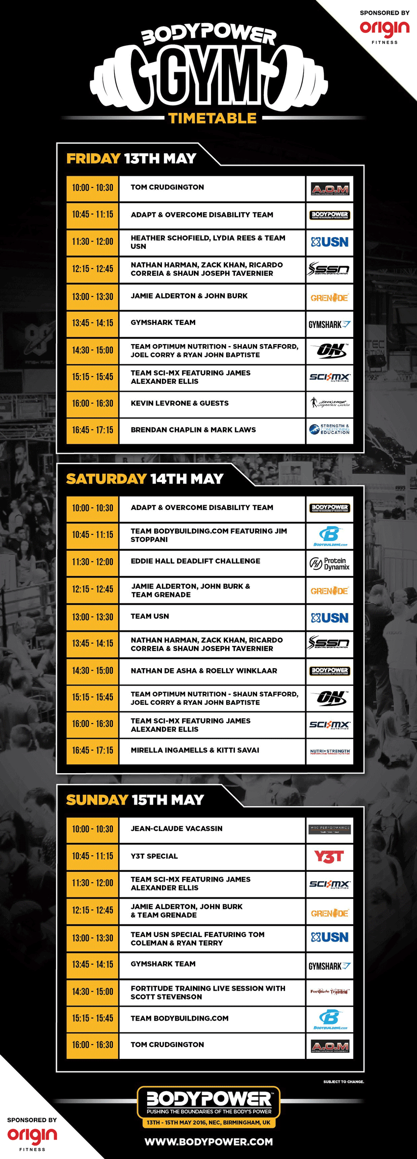 bodypower-gym-timetable-for-bodypower-expo-2016