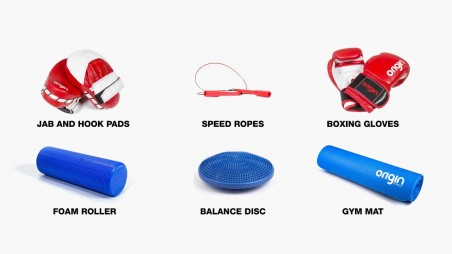Win £150 of Origin Fitness Gym Accessories