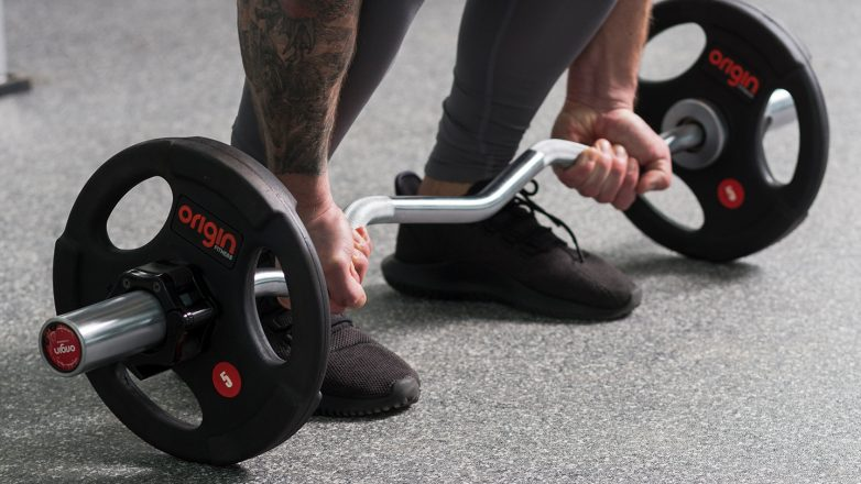 how to choose the right weight at gym