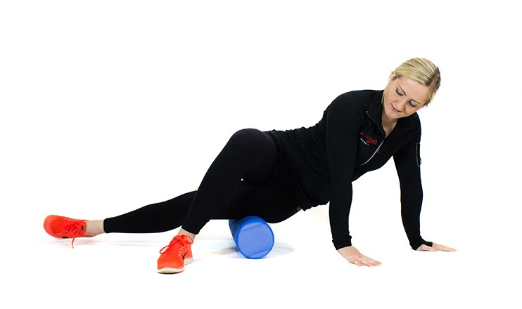 Self myofascial release for your ITB