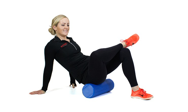 Self myofascial release for your piriformis