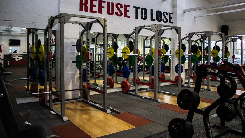 Weight lifting trend