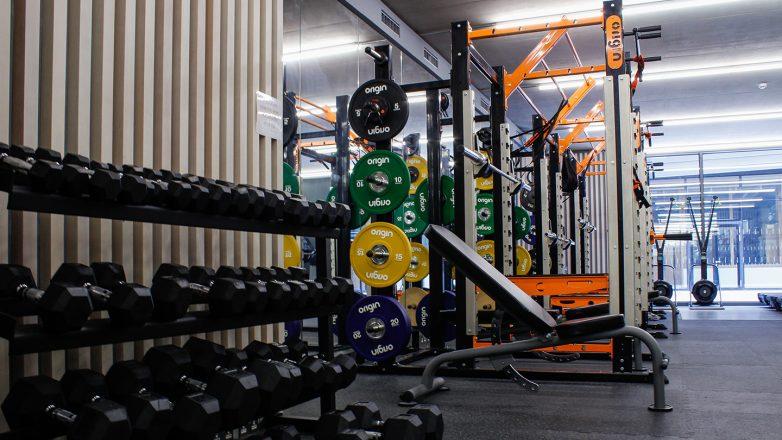 school gym 5