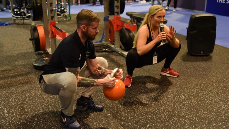 fitness training and support