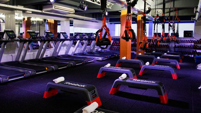 Boutiques - Gym Design Trends