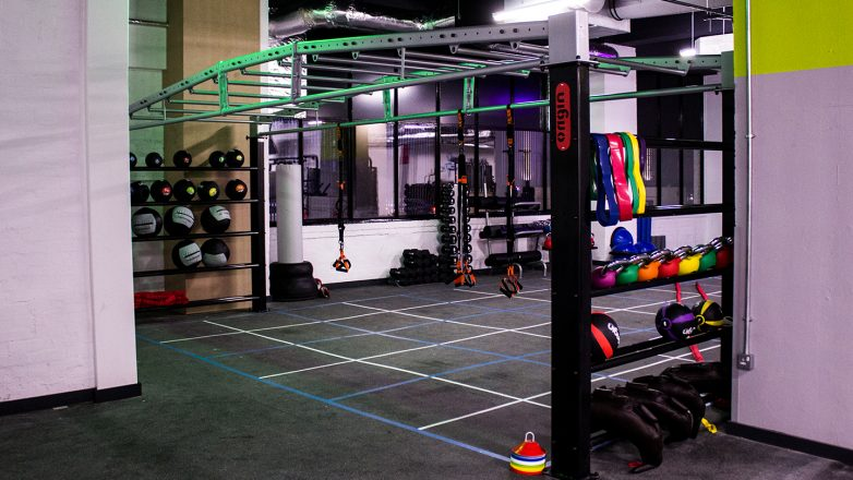 Functional HIIT Zones - Gym Design Trends