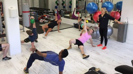 Win A Training Day for Your Gym
