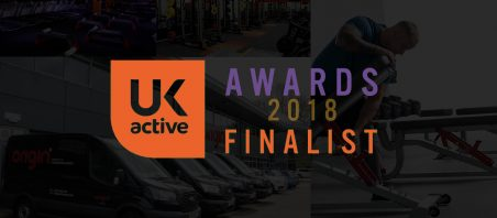 Origin Fitness Announced as Finalist for Supplier of the Year